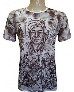 Camiseta Preta Velha (ind)