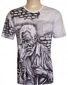 Camiseta Preto Velho (ind)