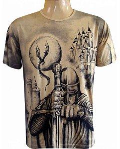 Camiseta São Jorge Guerreiro (ind)