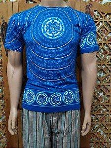 Camiseta Masculina Estampada P