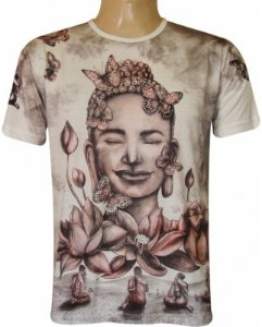 Camiseta Sidarta (ind)