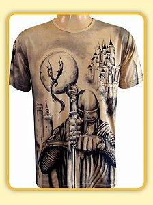 Camiseta São Jorge Guerreiro (ind) XG