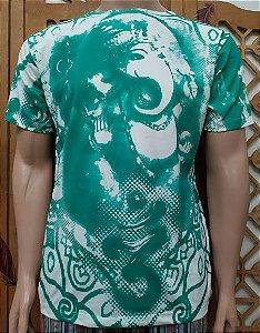 Camiseta Masculina Estampada M