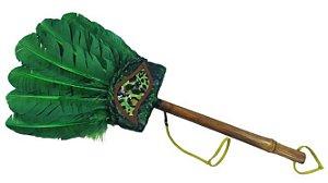Abanilho Xamãnico Verde