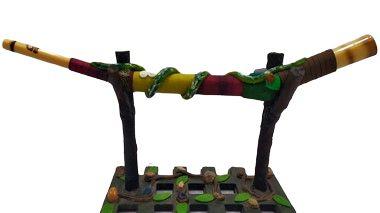 Tepí (Aplicador de Rapé)