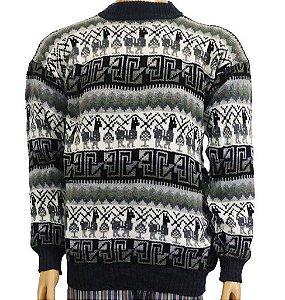 Suéter Peruano Lã M