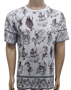Camiseta Estampada Orixás