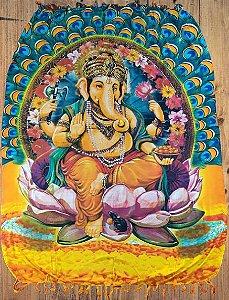 Canga Estampada Ganesha