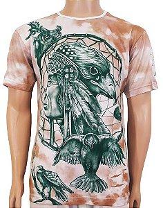 Camiseta Filtro E Águia