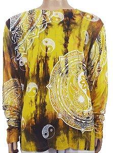 Camiseta Indiana Estampada M/L M