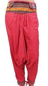Calça Saruel Nepal Vermelha U