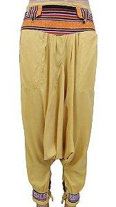 Calça Saruel Nepal Amarelo Mostarda U