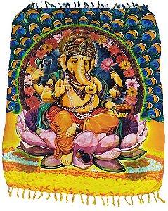 Canga Estampada Mandala Ganesha