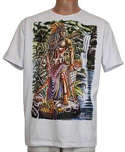Camiseta Estampada Oxóssi GG