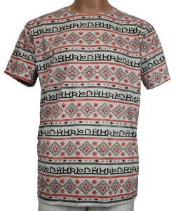 Camiseta Indiana Estampada G