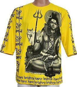 Camiseta Shiva manga 3/4 G