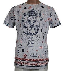 Camiseta Estampada Ganesh