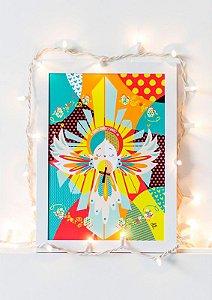 Poster Divino Espírito Santo