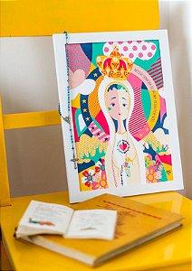 Poster Nossa Senhora de Fátima