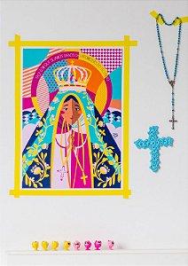 Poster Nossa Senhora da Aparecida