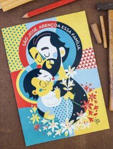 Poster São José