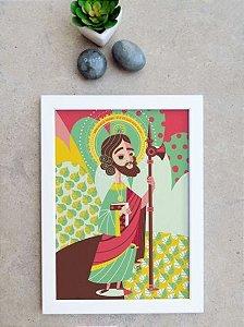Poster São Judas Tadeu