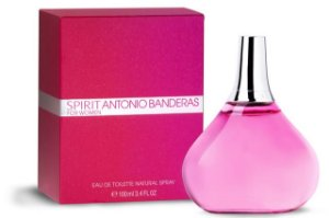 Perfume Spirit Feminino Eau de Toilette 100ml Antonio Banderas