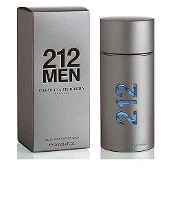 Perfume 212 Masculino - Eau de Toilette - Carolina Herrera 30ml