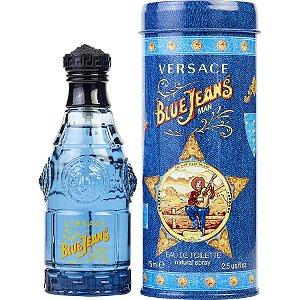 Versus Blue Jeans Man Versace Eau de Toilette - Perfume Masculino 75ml