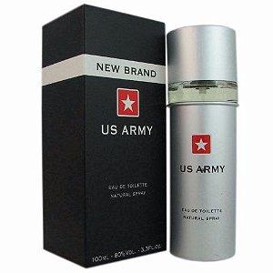 Perfume New Brand Us Army Eau De Toilette 100ml