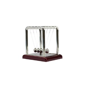 Enfeite Pêndulo de Newton Cromado - Pequeno