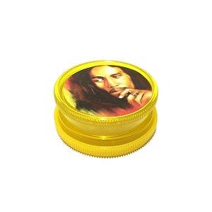 Dichavador De Plástico - Bob Amarelo 02