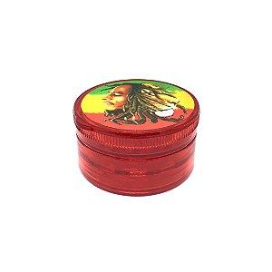 Dichavador De Plástico - Marley Vermelho 02