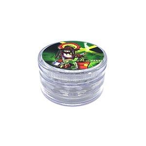 Dichavador De Plástico - Jamaica Transparente 01