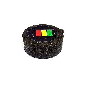 Dichavador de Fibra de Coco Ecológico - Hemp Bateria