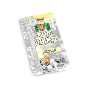 Blunt King Baunilha (Sem Tabaco) - Pct(5)
