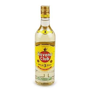 Rum Havana Club Añejo 3 Anos 750ml