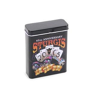 Cigarreira de Metal - Sturgis