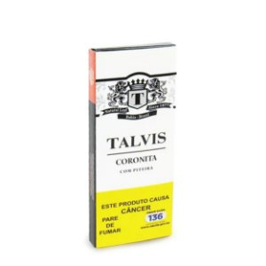 Cigarrilha Talvis Coronita (Com Piteira) - Cx (5)