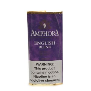 Fumo para Cachimbo Amphora English Blend - Pct (50g)
