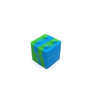 Potinho de Silicone Lego Breeze Only - Verde Mesclado
