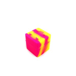 Potinho De Silicone Lego Breeze Only - Rosa Mesclado