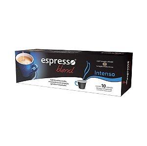 Café Espresso Blend Intenso - 10 Cápsulas (Nespresso)