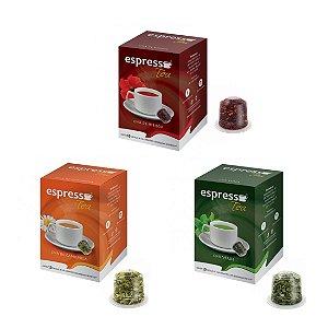 Seleção Chá Espresso Blend - 30 Cápsulas (Nespresso)