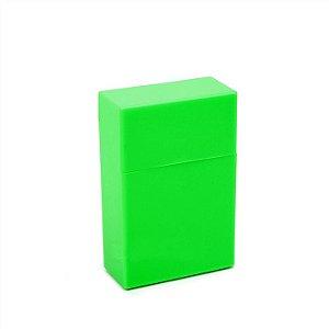 Cigarreira de Plástico - Verde