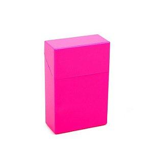 Cigarreira de Plástico - Rosa