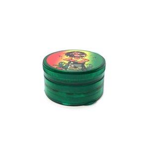Dichavador de Plástico DPL10 - Mod. 02 Verde