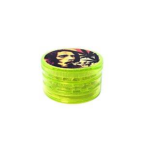 Dichavador de Plástico DPL10 - Mod. 03 Amarelo