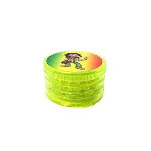 Dichavador de Plástico DPL10 - Mod. 11 Amarelo