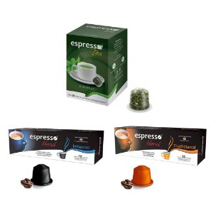 Combo Espresso Blend - 30 Cápsulas (Nespresso) Mod. 3
